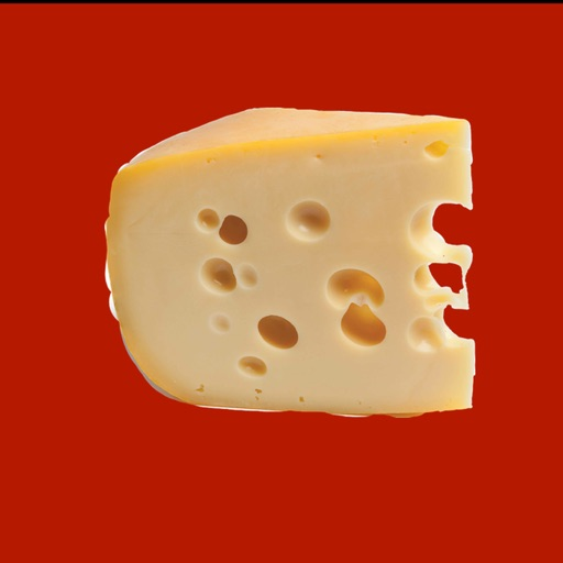 Tasty Cheese Stickers