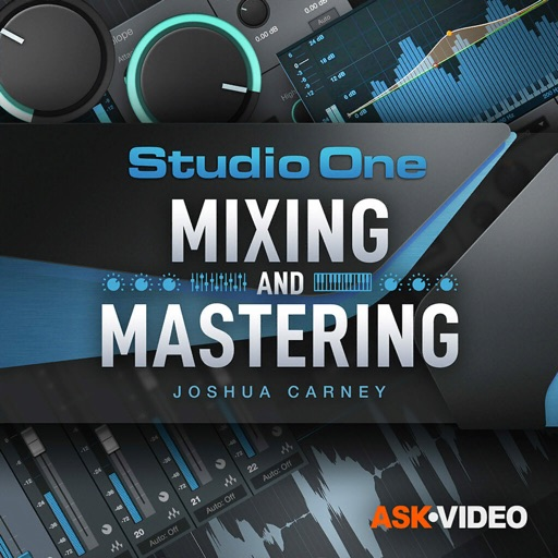 Mixing Course for StudioOne5 icon