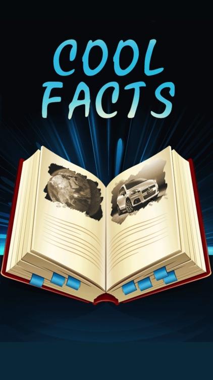 10,500+ Cool Facts screenshot-3