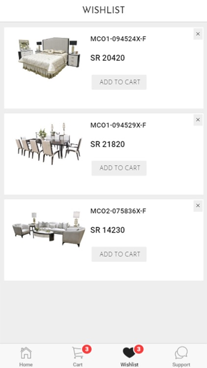 Habitat Furniture Online Shop screenshot-5