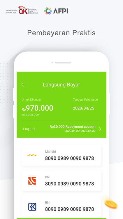 AdaKami-Pinjaman Uang Online screenshot-3