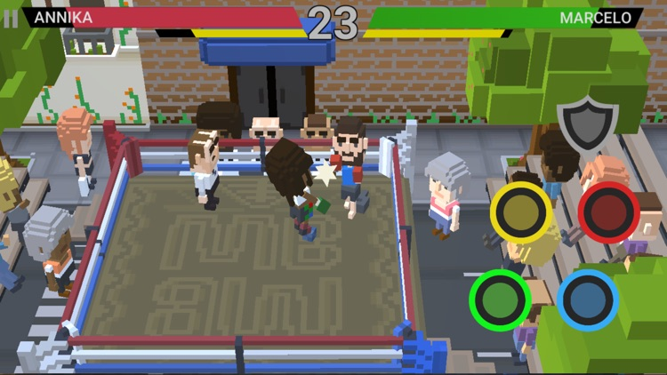 Square Fists - Boxing screenshot-8
