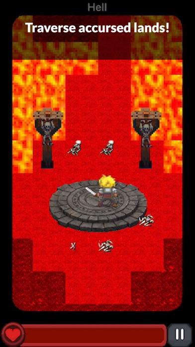 Revenge of the Battle Hunter Screenshot 7