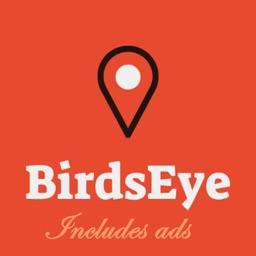 BirdsEye GPS (includes ads)
