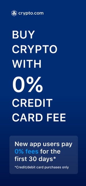 Crypto Com Buy Bitcoin Now On The App Store