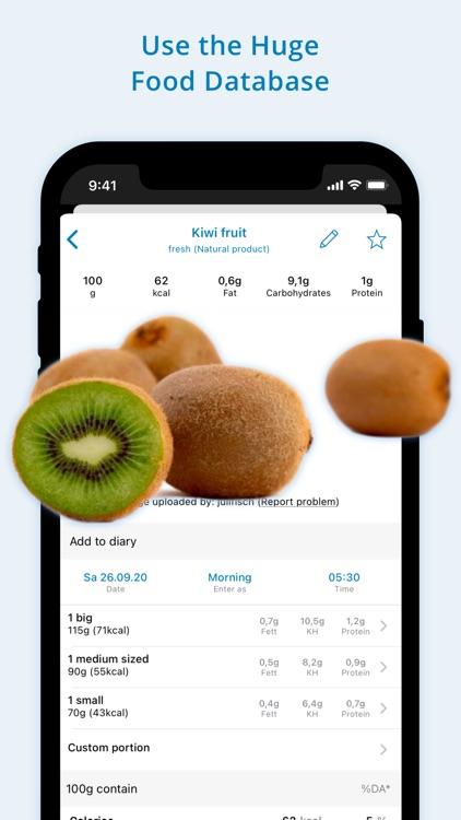 Fddb - Calorie Counter & Diet