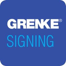 GRENKE SIGNING APP