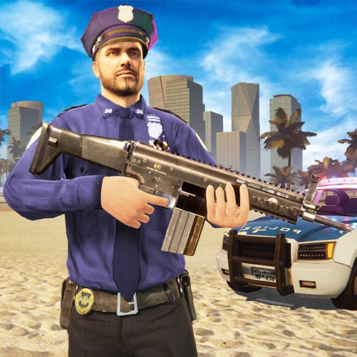 Crime City Police Officer Game iOS App