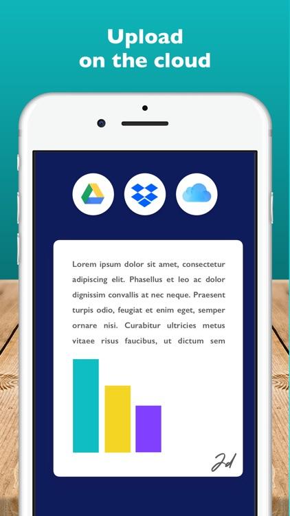 Scanner App ∙ Scan & Sign PDF screenshot-6