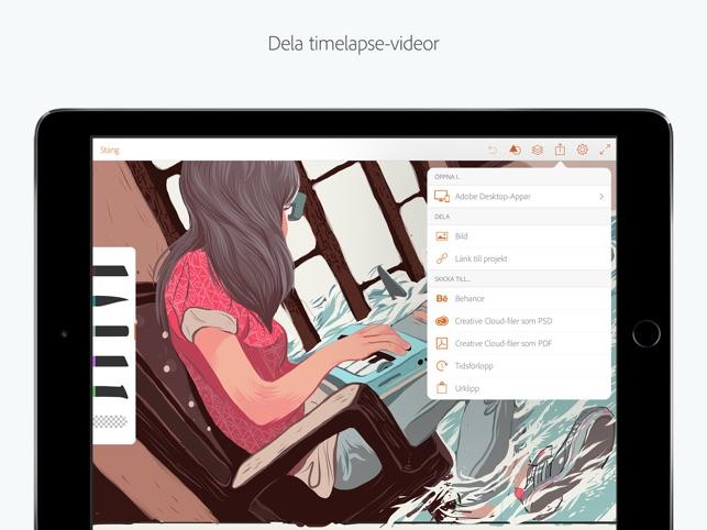 Adobe Illustrator Draw i App Store 1fab6278caa09