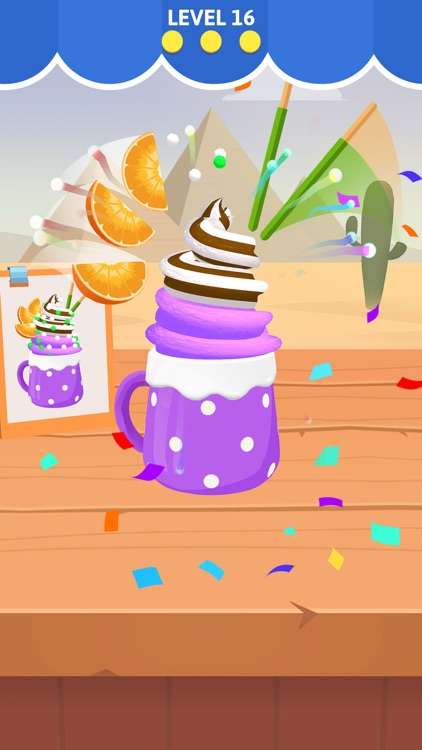 Creamy Cones screenshot-5