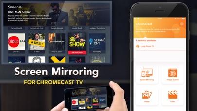 Mirror Streamer for Chromecast Screenshots