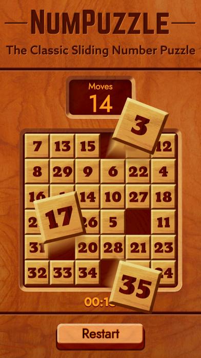 NumPuzzle : Number Puzzle screenshot 4