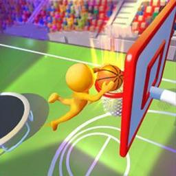 basketball Jump 3D - Dunk Flip