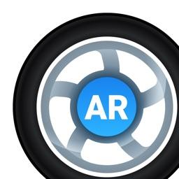 Car Wheels - AR Configurator
