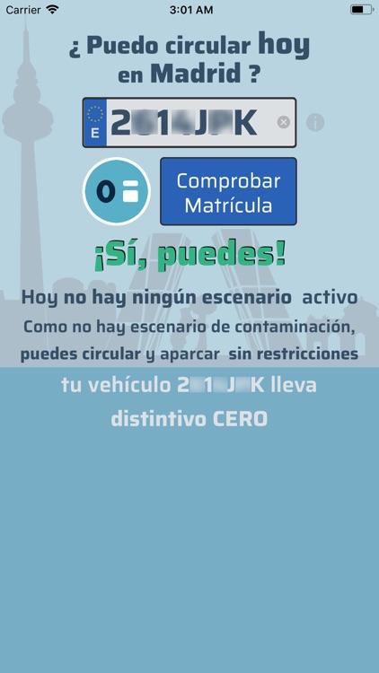CircularHoy Escenarios Madrid