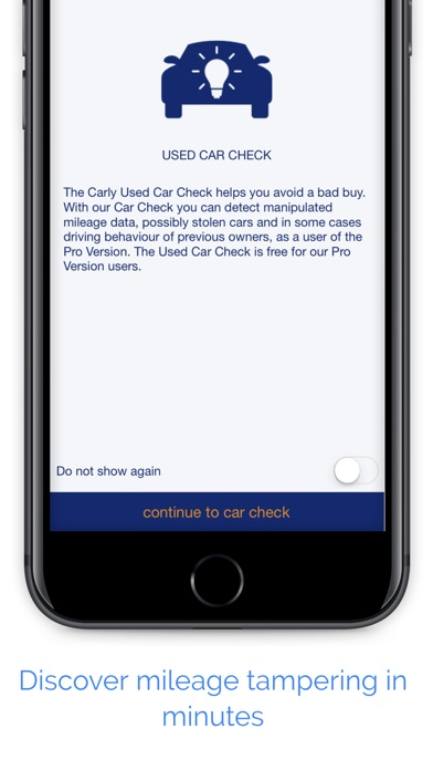 Carly for BMW - App - Apps Store