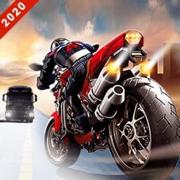 Highway Moto Rider:Traffic Sim