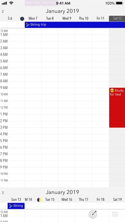 Calendar+ screenshot-3