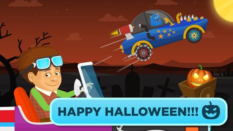 Racing for kids - cars & games screenshot-6