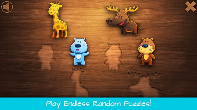 Educational Animal Games screenshot-3