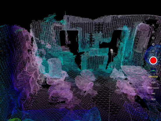 Lidar Camera screenshot 8