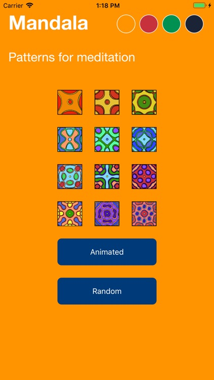 Mandala for Meditation screenshot-3