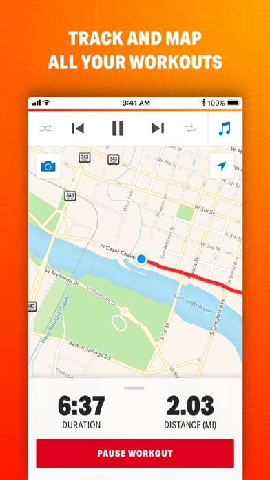 Download Map My Ride by Under Armour for Pc