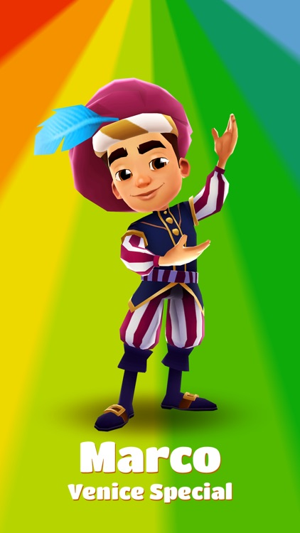 Subway Surfers screenshot-4