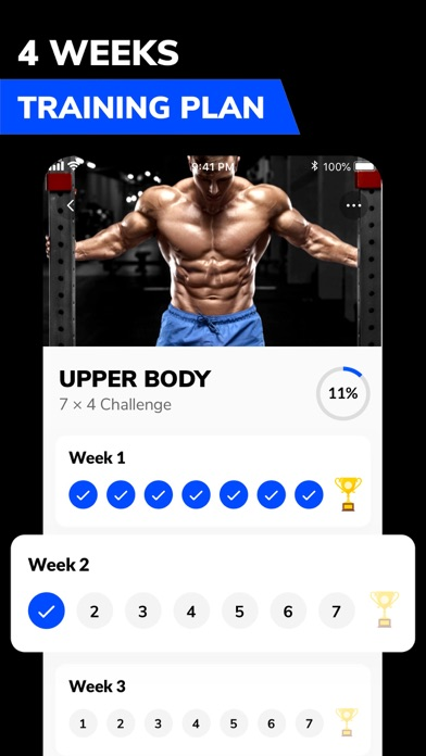 Home Workout - No Equipments Screenshot