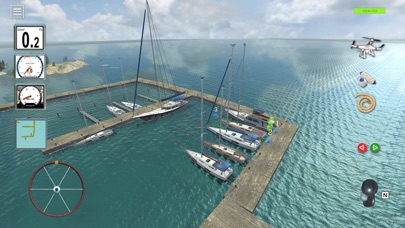 Dock your Boat 3D app image