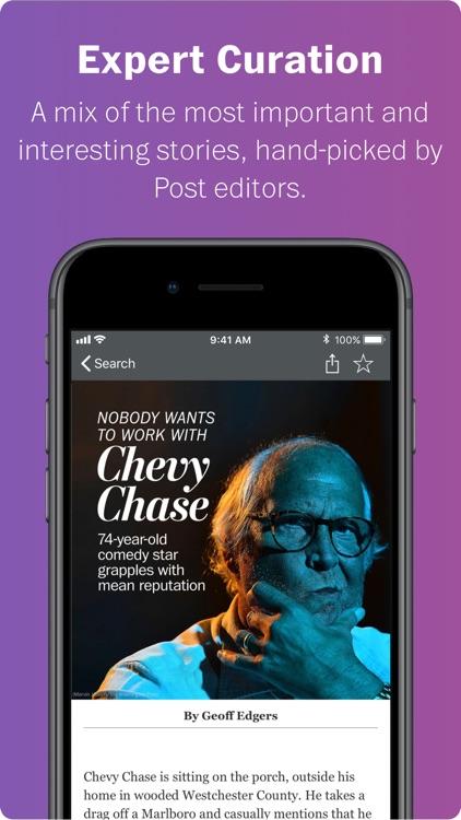 Washington Post Select screenshot-3