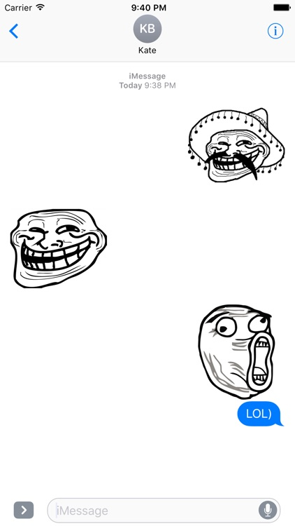 Memes - Stickers for Texting screenshot-4