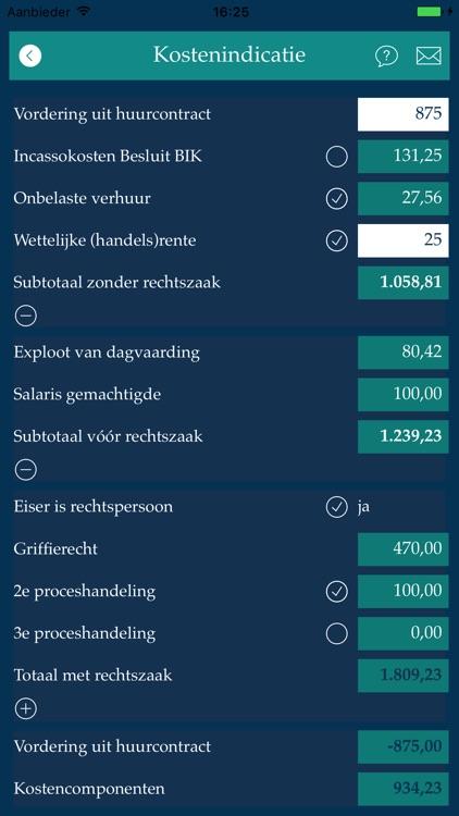 Bureau Breij - Huurincasso screenshot-3