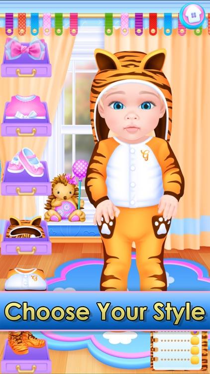 Baby & Family Simulator Care screenshot-8