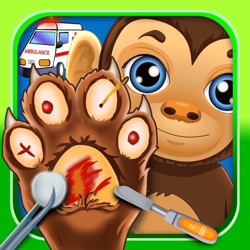 Pet Foot Doctor Salon Spa Game iOS App