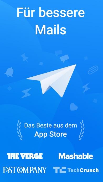 Spark - E-Mail-App von ReaddleScreenshot von 1