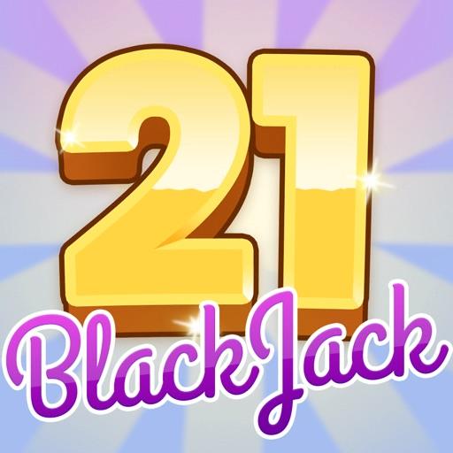 Blackjack-21Blitz icon