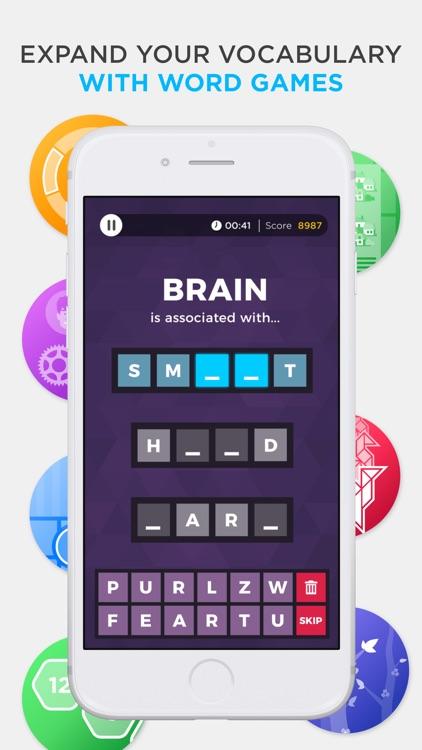 Peak - Brain Training screenshot-4