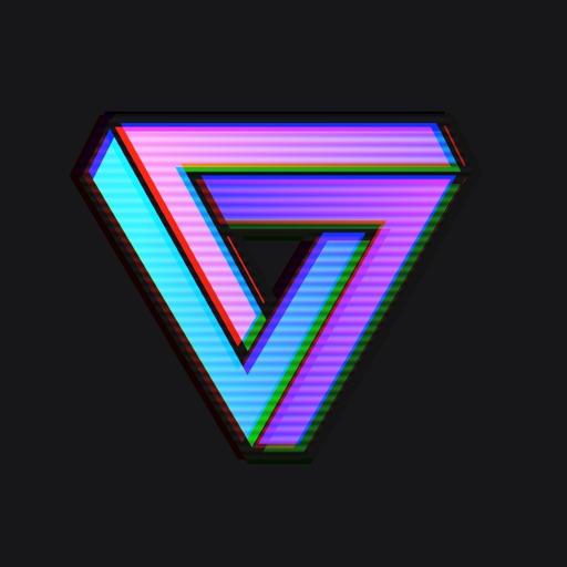 VaporCam - 蒸汽波相機