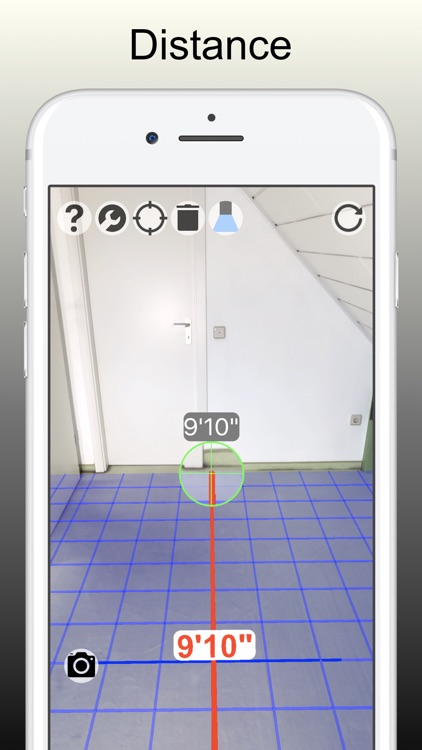 Tape Measure Camera Ruler AR