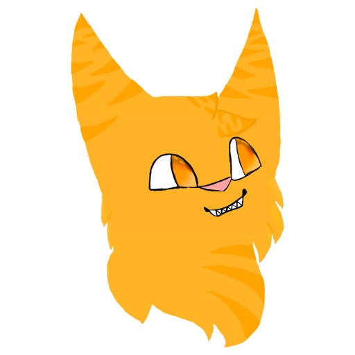 Cat Cartoon Sticker Pack