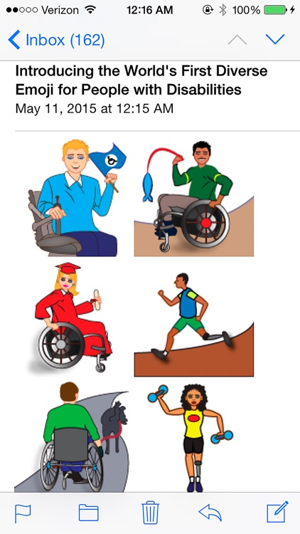 iDiversicons 1st Diverse Emoji