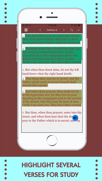 Easton Bible Dictionary: Bible screenshot-7
