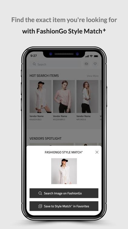 FashionGo Wholesale