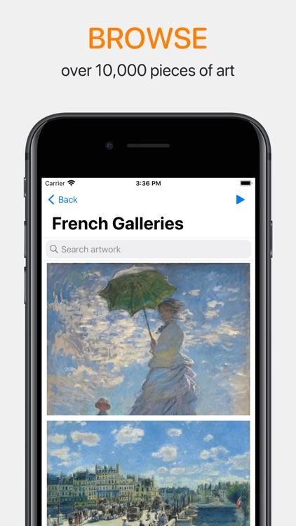 Widget Art Gallery screenshot-4
