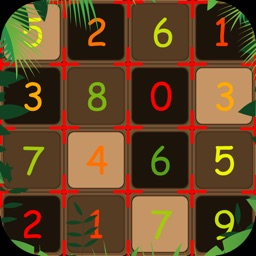 Sumba - Number puzzle game