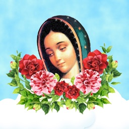 Holy Virgin Mary Stickers