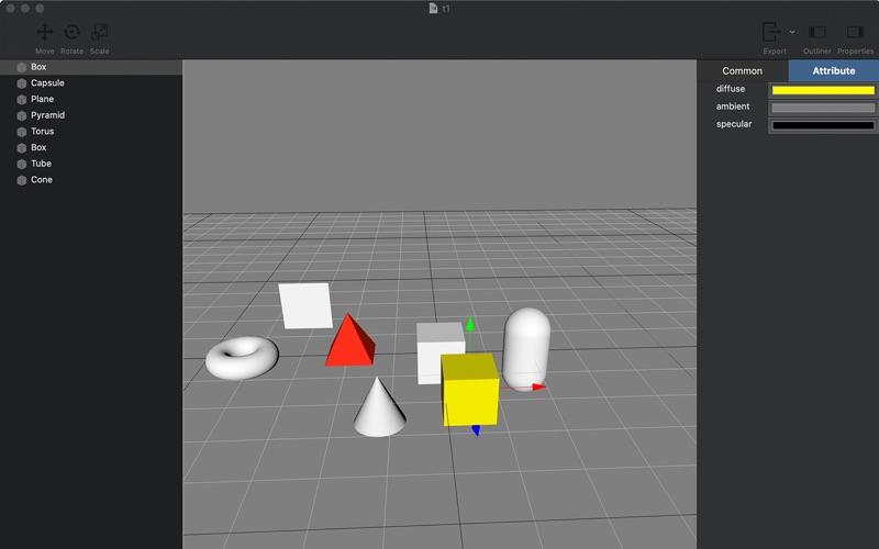 SceneStudio скриншот программы 4