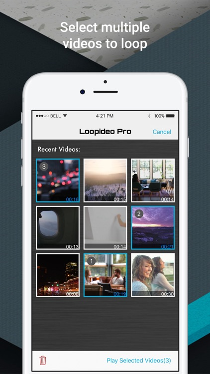 Loopideo Pro - Loop Videos